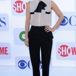 rachel-bilson-red-carpet-CBS+CW+Showtime-alexander-mcqueen-Malene-Birger-shoemint-beauty-and-the-beat-blog