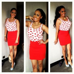 lala-vasquez-lips-top-red-skirt-instagram-beauty-and-the-beat-blog