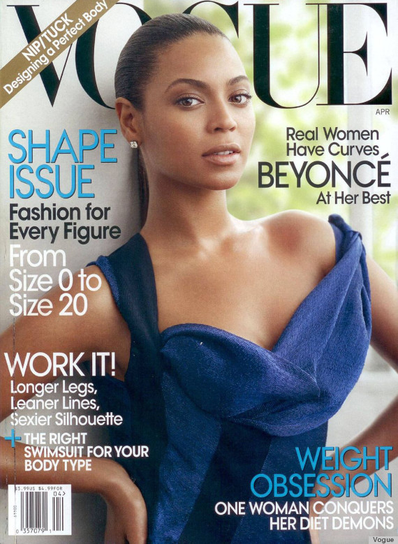 Fashion Beat: Rumor Has It, Beyonce's Covering the March ...