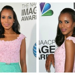 3ee78af0568 Get The Look  Kerry Washington s Soft Curls at the 44th Annual NAACP Awards  + Tips From Celebrity Hairstylist Marcus Francis!