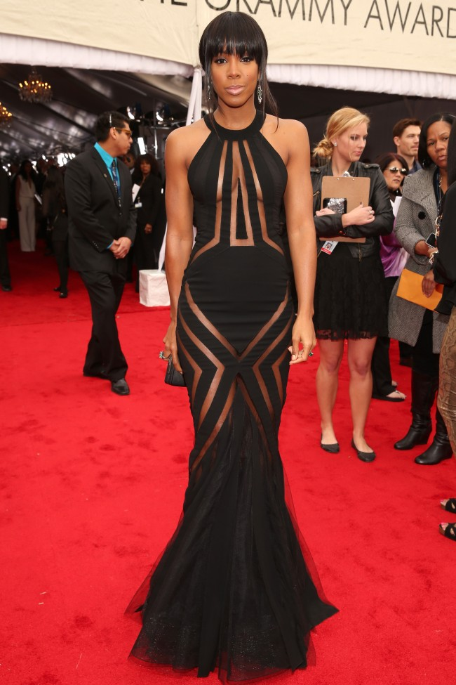 39dd36d2dc26 Best Red Carpet Looks From The 55th Annual Grammy Awards! - Beauty ...