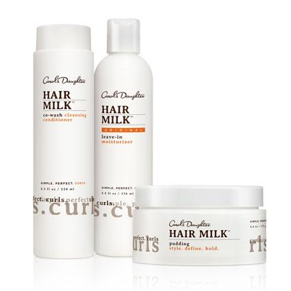 product review carol s daughter hair milk light moisture