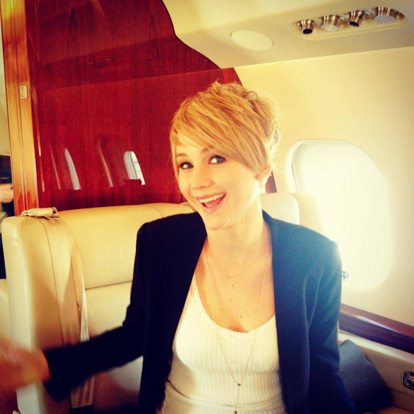 Three Jennifers, One Trend: Short Hair Don't Care