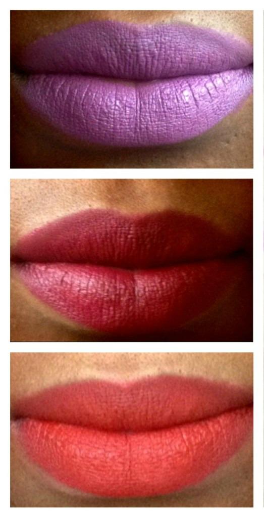 beauty review viva glam rihanna vs riri woo beauty