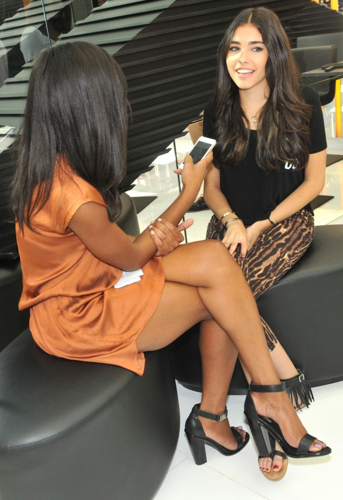 My Glam Interview With Singer Madison Beer!