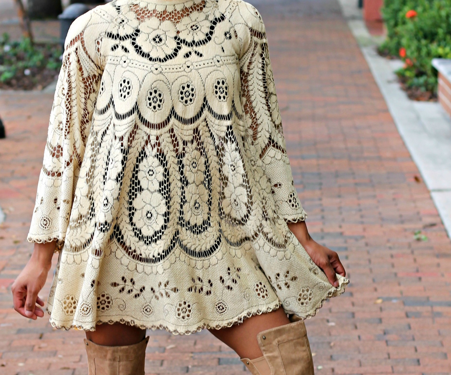 Vintage Crochet Dress - All About Crochet Ideas And Tool