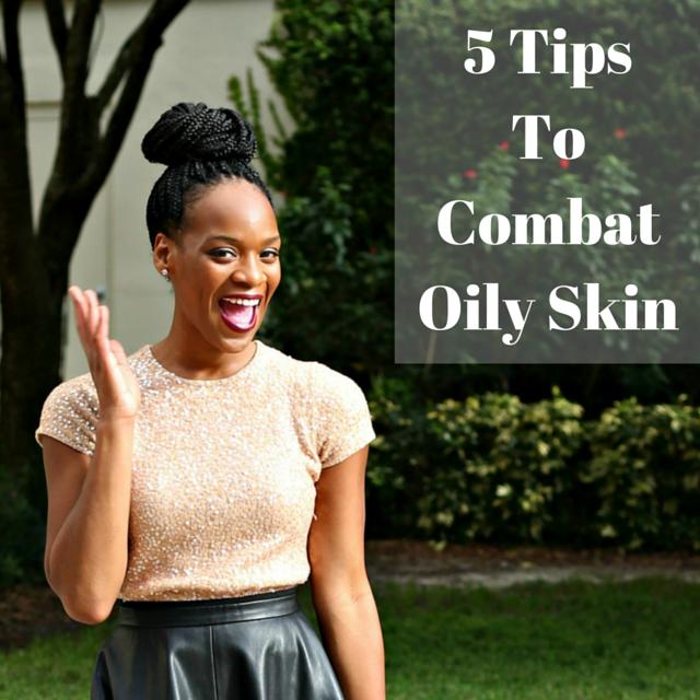 Black Skin Care: 5 Tips To Combat Oily Skin
