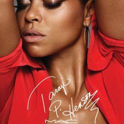 #MACTaraji MAC X Taraji P Henson Makeup Collection Poster