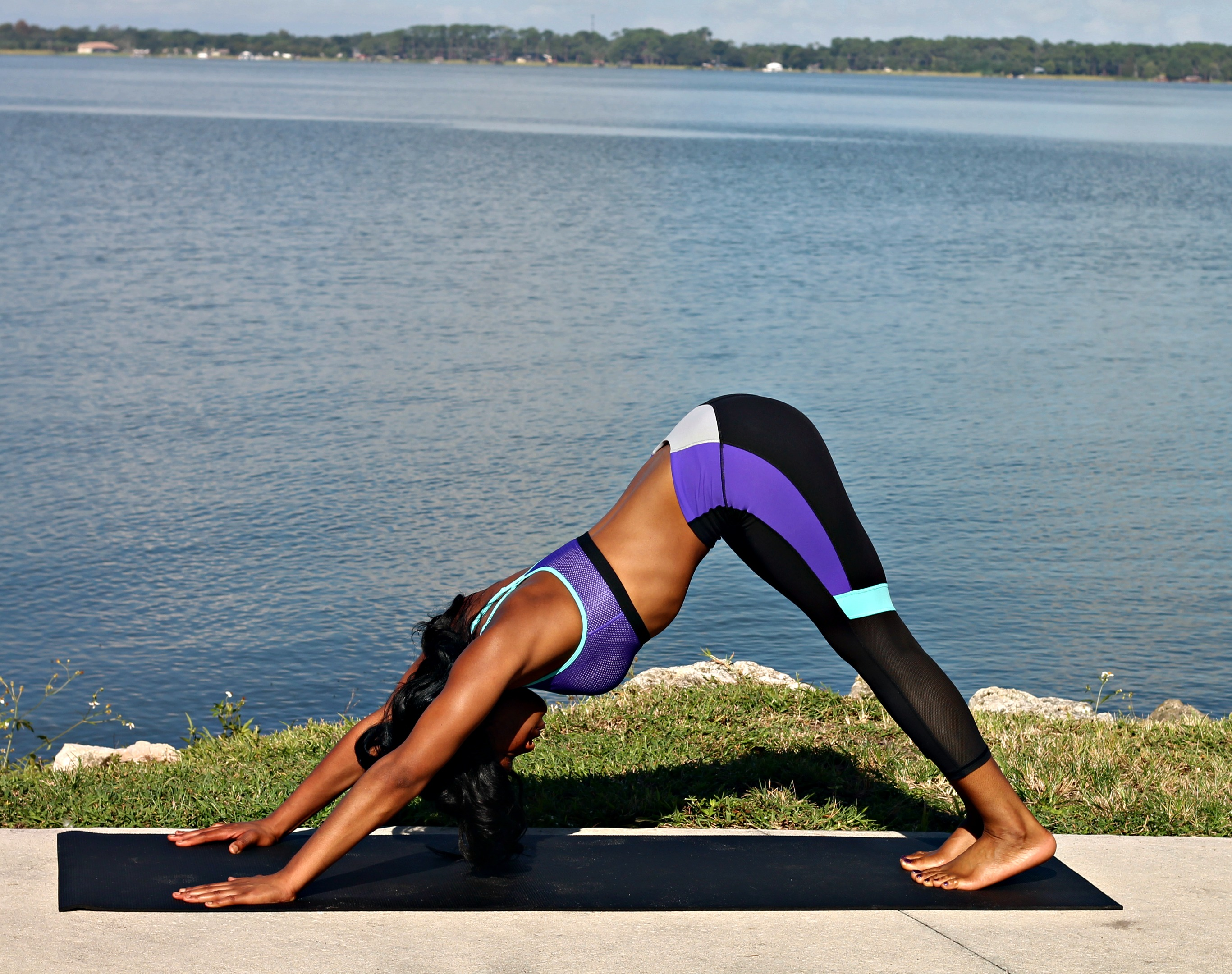 downward-facing-down-adho-mukha-shvanasana-heart-and-hip-opening-morning-yoga-sequence-beauty-and-the-beat-blog