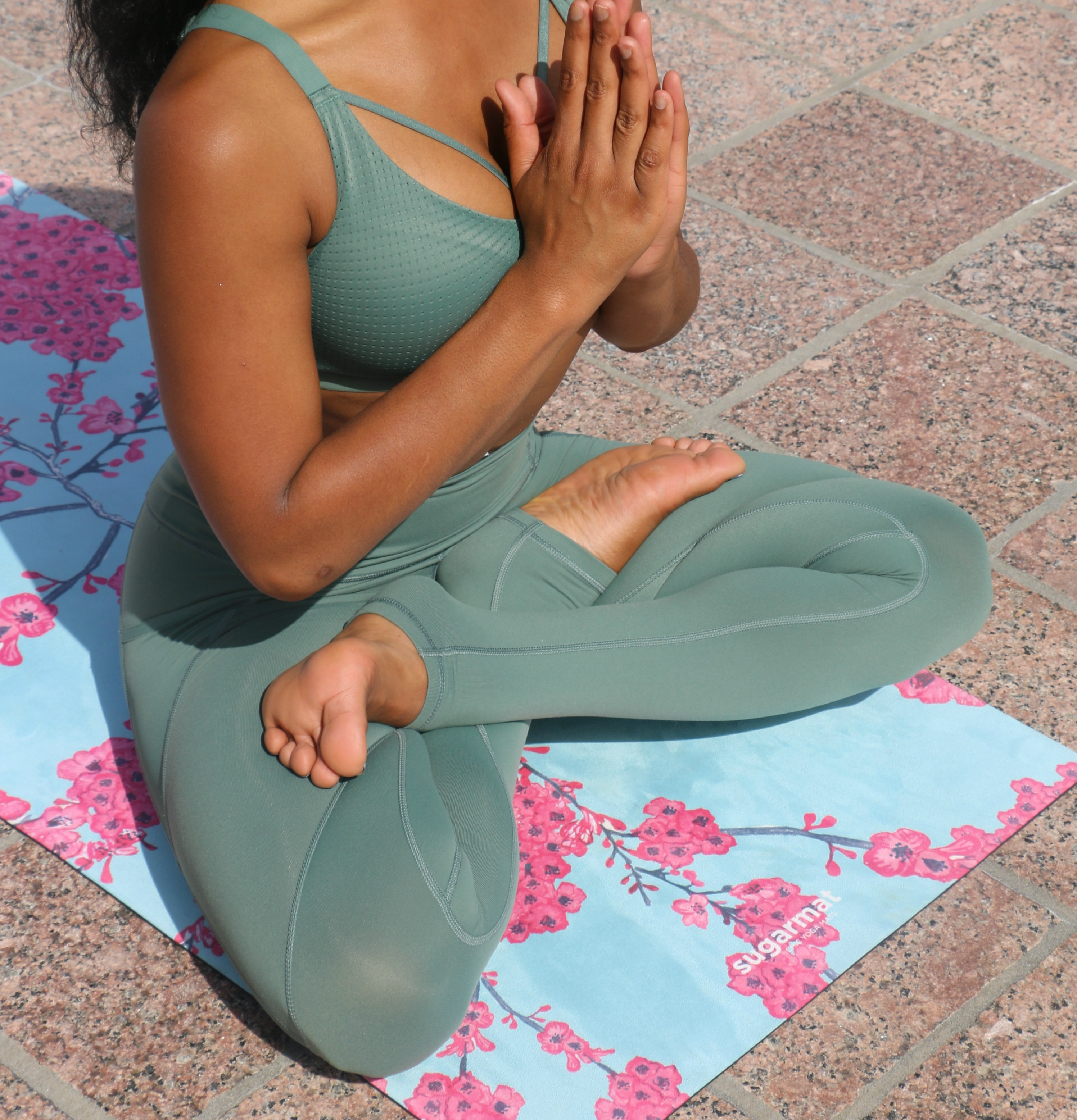 Fashion Crush Sugarmat Designer Yoga Mats Beauty Amp The Beat