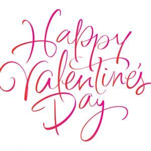 Happy Valentine's Day B&B Friends!